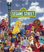 Sesame Street 40th Anniversary Book